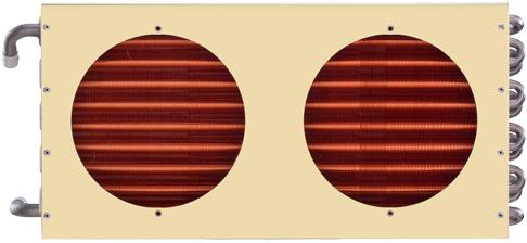 Fin Tube Heat Exchanger TG630