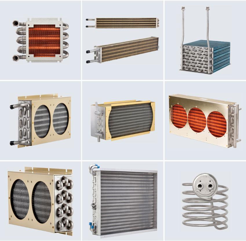 Custom Heat Exchangers